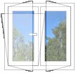 Ціни за типами вікон