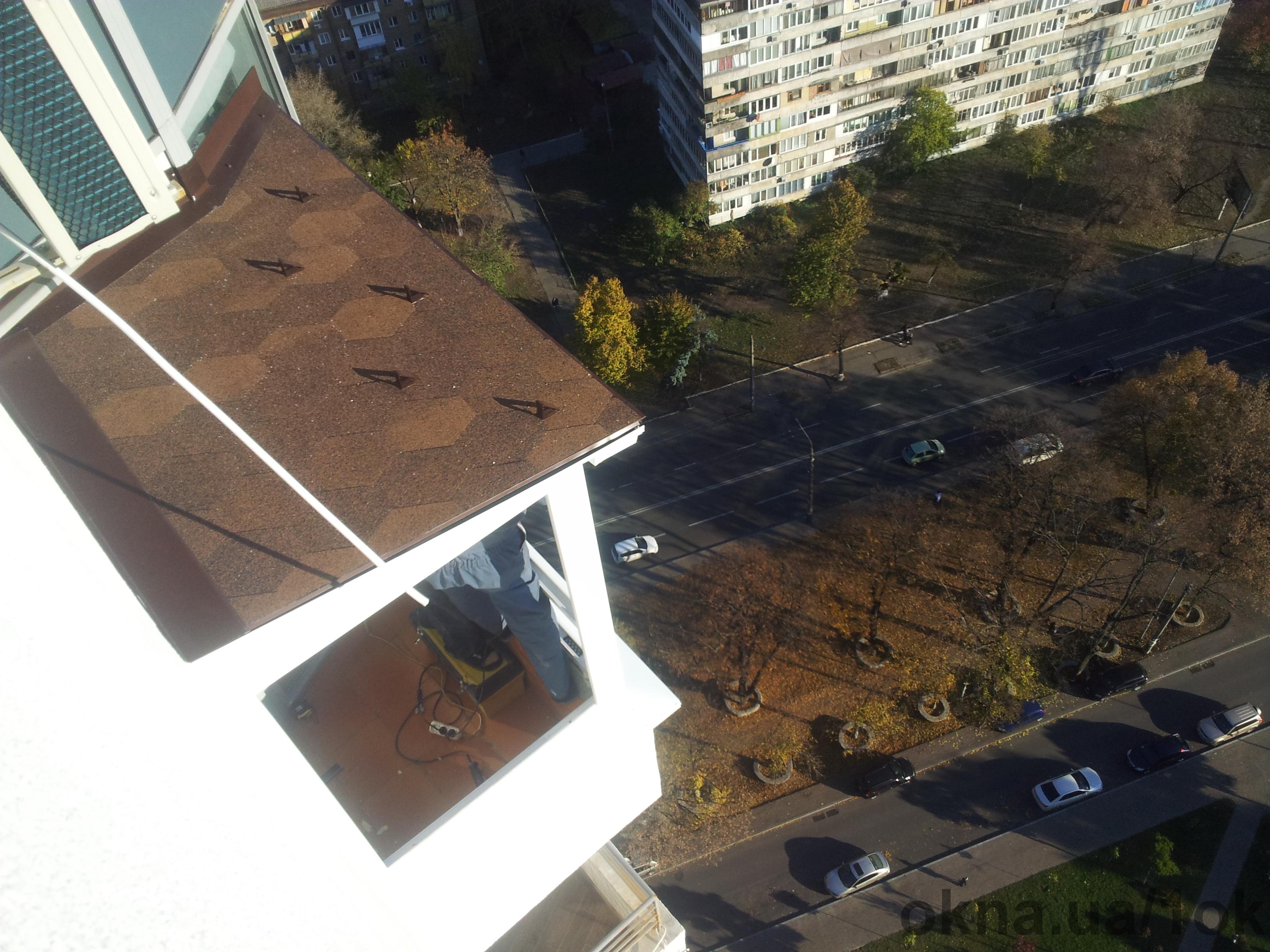 Изготовление балкона под ключ