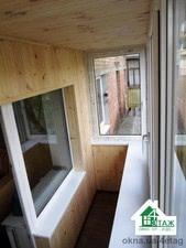 """Остекление балконов под ключ от ТМ """"4 Этаж"""" — 4 этаж, ТМ"""
