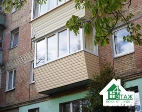 """Балкон под ключ от ТМ """"4 этаж Окно От и До"""" — 4 этаж, ТМ"""