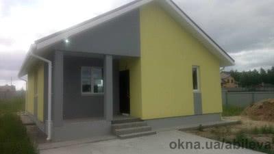 Остекление частного дома в Ворзеле — Фортис Лайн