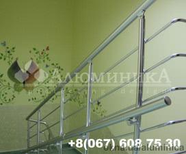 перила, ограждения, лестницы — Алюминика
