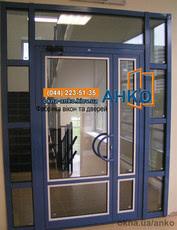 Купить Алюминиевые двери, Входные группы из алюминиевого профиля - недорого на Фабрике АНКО. Звони заказывай алюминиевые двери по лучшим ценам от производителя