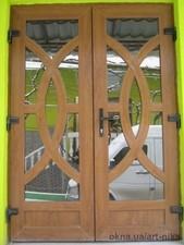 Металопластиковые двери — Art-Nika