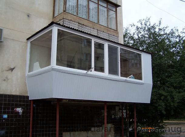Балкон в хрущовку