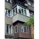 Альбом: Наши объекты балконы, лоджии