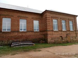 Фурнитура в окна сельской школы (с.Анадоль, Волновахский район) — AXOR INDUSTRY