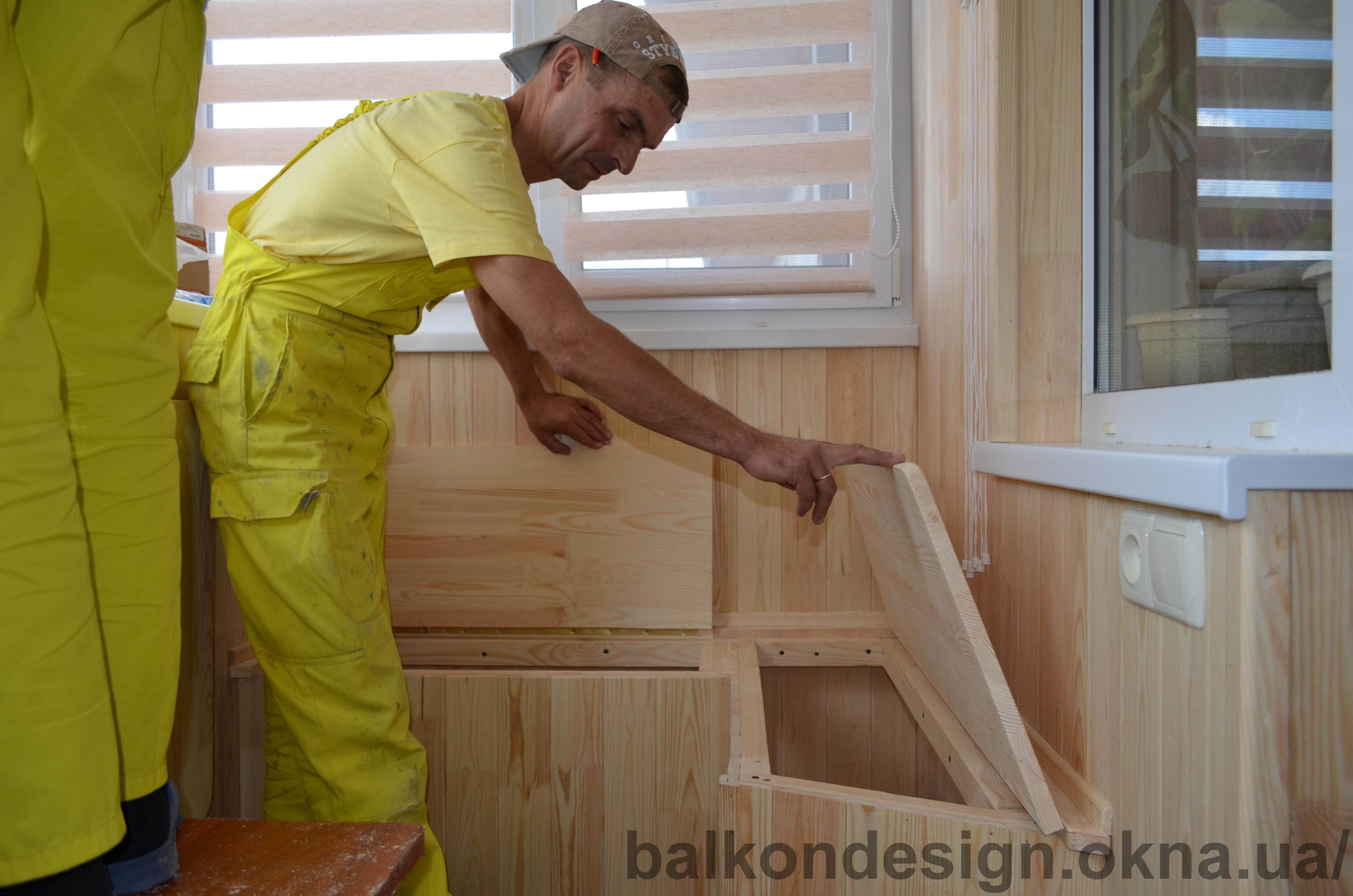 Мебель для балкона на Троещине