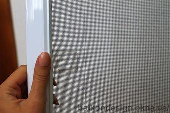 Москитные сетки для пластиковых окон на Оболони — Балкон - Дизайн