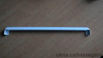 Заглушка на алюминиевый отлив 450 мм (белые, коричневые)