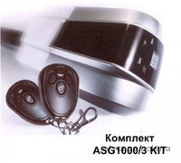 Автоматика для гаражных ворот - AN- Motors