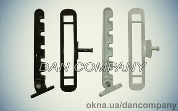 Ограничитель открывания гребенка для алюминиевого окна — DAN Company