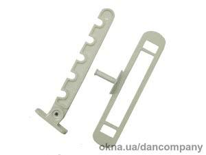 Ограничитель открывания (металлический) для алюминиевого окна — DAN Company