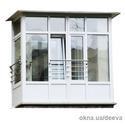 балконы под ключ очень оптимальные цены