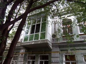 """Энергоэффективный французский балкон в """"сталинке"""" — Дизайн Пласт"""