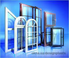 Вікна з ПВХ — ДизайнПластСервіс