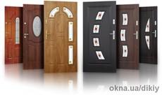 Двери входные, (Украина)