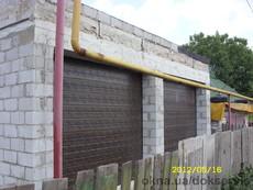Ворота Донецк, купить гаражные ролеты в Донецке