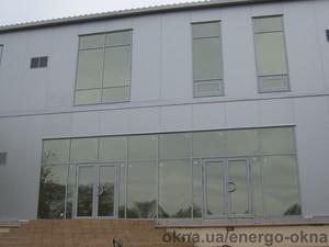 Фасадне скління — Энерго-Окна