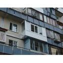 Г-образный балкон из профиля TROCAL