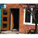 Входная стальная дверь в частном секторе, г. Ахтырка