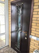 Стальные входные двери в загородном доме, г. Богодухов — Новая Эра XXI
