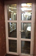 Металлопластиковые межкомнатные двери в котедже — Новая Эра XXI
