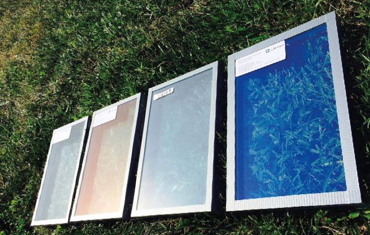 Стеклопакеты с мультифункциональным стеклом от Глас Трёш Одесса