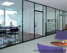Swissdivide - система внутренних перегородок из стекла