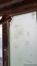 Удаление с окна временного покрытия EXPEEL Protection — ПАВАЛЕКС-УКРАИНА