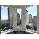 Балкон из проф. aluplast IDEAL 2000