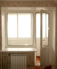 балконные блоки под ключ —