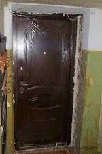 Дверь металлическая —