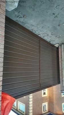 Въездные ворота «Алютех» откатные автоматические ворота серии ADS400 — Фролов
