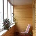 внутрення обшивка балконов лоджий