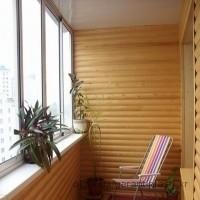 внутрення обшивка балконов лоджий — Гарант Пласт КР
