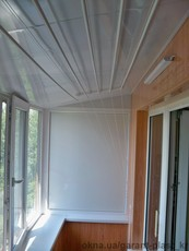 внутренняя обшивка балконов