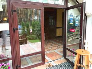 Двери ПВХ — Геоком Рест