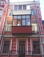 Балкон — Геоком Рест