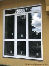 Металлопластиковое окно — Геоком Рест