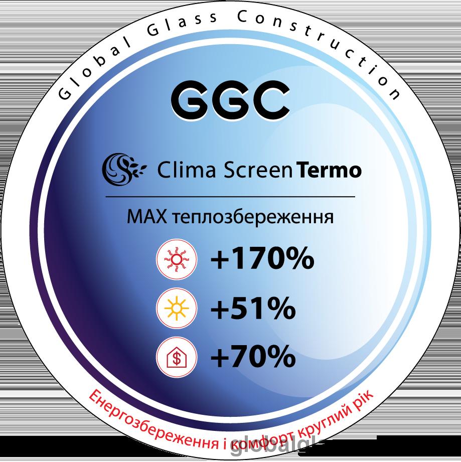Технические характеристики Clima Screen Termo