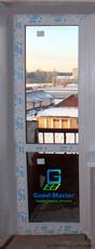 Двери на террасу или веранду, от компании Good Master