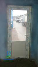 Дверь входная герметичная в дом и на дачу 900 мм х 2100 мм