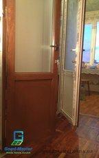 Ламинированные двери для ванной или гостиной комнаты