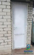 Двери в гараж, подвал 800ммх2000мм