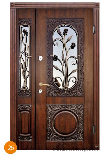 Двери бронированные входные