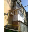 Расширенный балкон под ключ