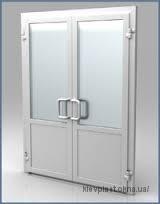Дверь входная 1400* 2300 мм.