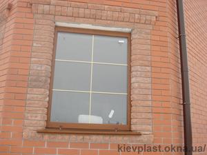 Окна со шпроссами. — КИЕВПЛАСТ