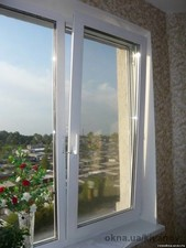 Окна и двери из профиля Rehau в Днепре — Киянов